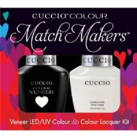 Cuccio Veneer Uv/Led Polish Match Maker Kits - Verona Lace
